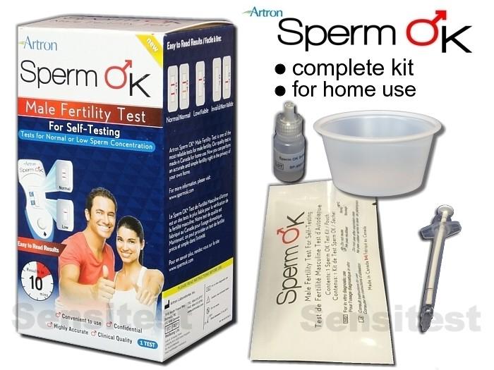 Join. male sperm fertile testing out
