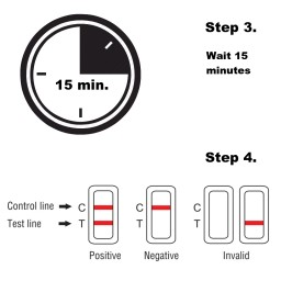 Coronatest Rapid Test for Covid-19